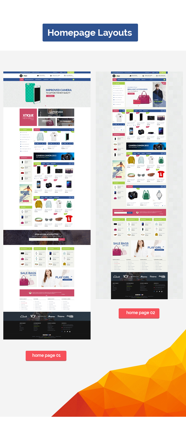 Bautique - Mega Shop Responsive Prestashop Theme