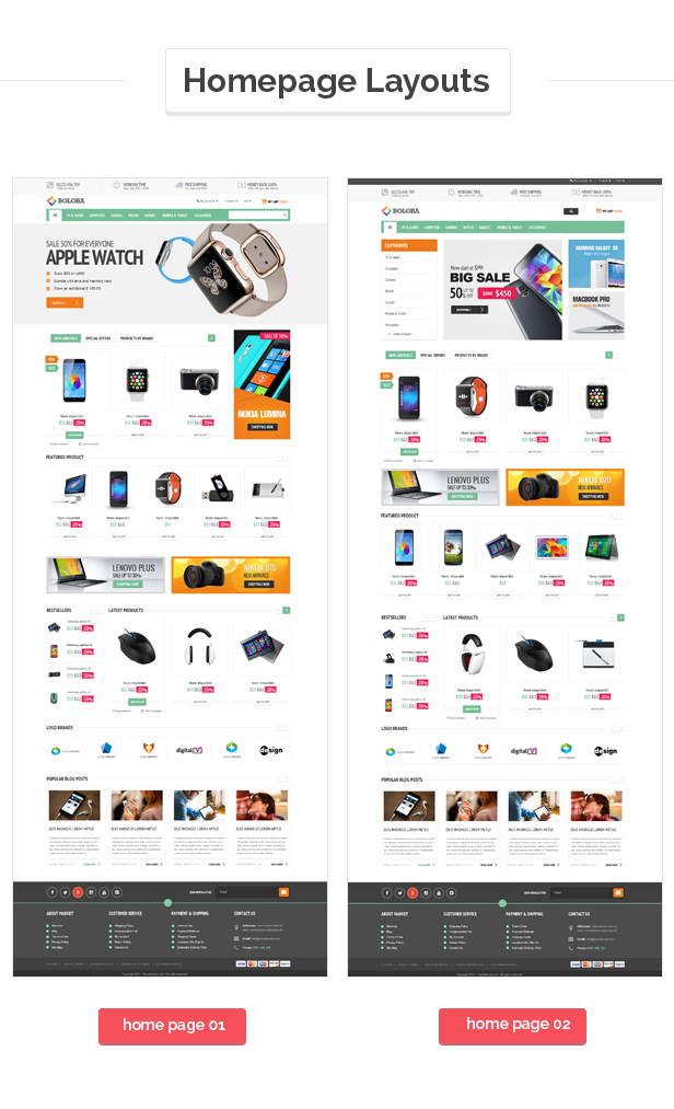 Boloba - Responsive Digital Prestashop Theme