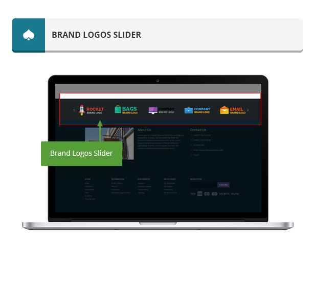 Elegan - Fashion Responsive Prestashop Theme