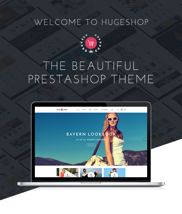 HugeShop - Wonderful Multi Concept Responsive Prestashop Theme
