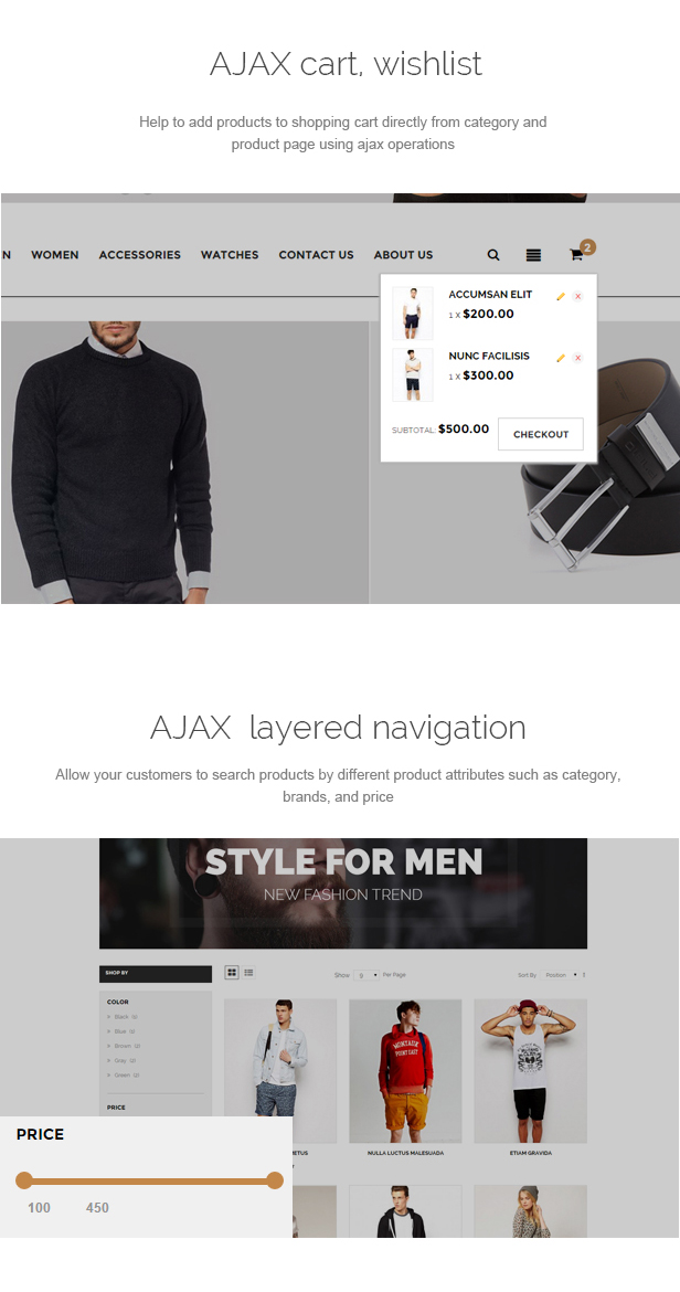 Maroko - Responsive Prestashop Fashion Theme