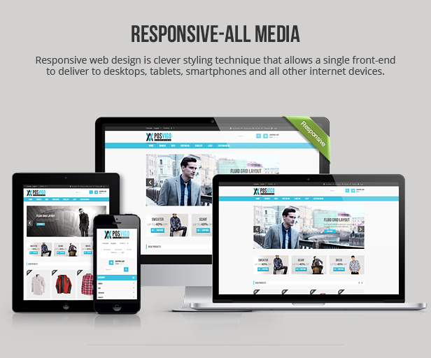 Vigon - Fashion Responsive Prestashop Theme